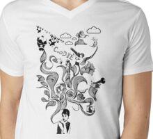 Create or Die 1 Mens V-Neck T-Shirt