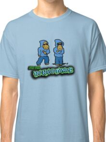 The Flight of the Conchords - The Hiphopopotamos Classic T-Shirt