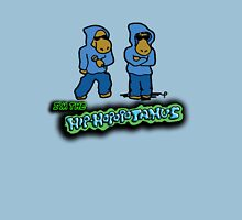 The Flight of the Conchords - The Hiphopopotamos Unisex T-Shirt