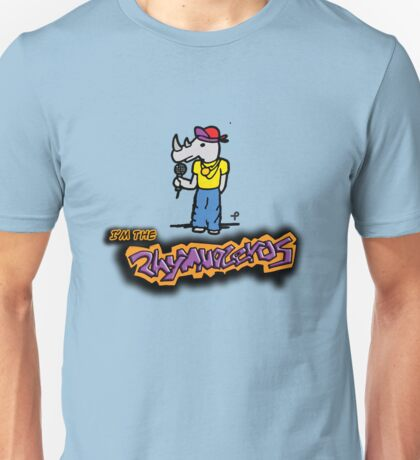 The Flight of the Conchords - The Rhymnoceros Unisex T-Shirt