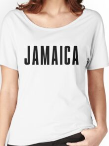 Iconic Jamaica Shirt Women's Relaxed Fit T-Shirt