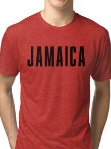 Iconic Jamaica Shirt Tri-blend T-Shirt