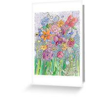 Favorite Floral Greeting Card