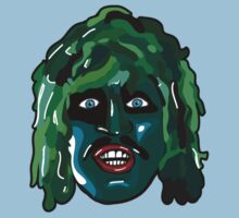 The Mighty Boosh- Old Gregg by bleedart
