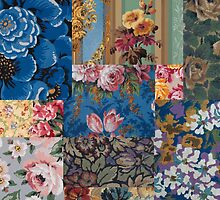 Floral Patchwork by Thomas Terceira