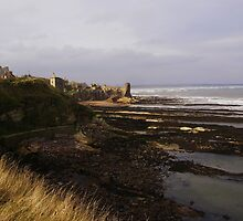 St Andrews Castle by illman