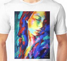 """Glow in shadows"" Unisex T-Shirt"