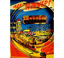 """All winners"" Penny Arcades Photographic Print"