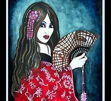 The Geisha by Sandra Gale