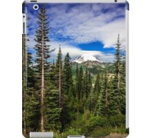 Mt Rainier Landscape iPad Case/Skin