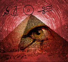 Eye of Isis by Gal Lo Leggio