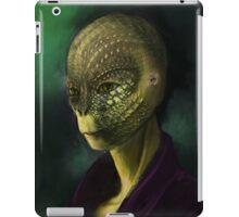 Reptilian iPad Case/Skin