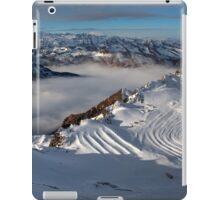 Winter on Kitzsteinhorn 52 iPad Case/Skin