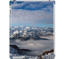 Winter on Kitzsteinhorn 53 iPad Case/Skin