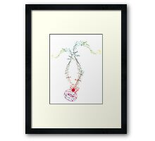 Guitar and Music Notes 11 Framed Print