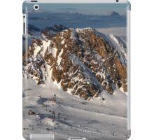 Winter on Kitzsteinhorn 54 iPad Case/Skin