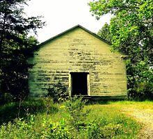 Lost Church  by Paul Lubaczewski
