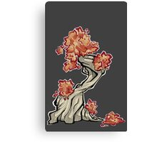 Tree - autumn Canvas Print