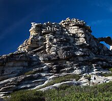Indian Rock by rakosnicek