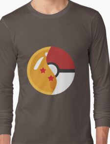 Pokeball Z Long Sleeve T-Shirt