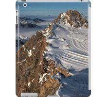 Winter on Kitzsteinhorn 57 iPad Case/Skin