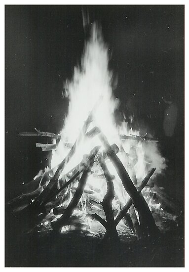 Oldskool Camp Fire by AnnoNiem Anno1973