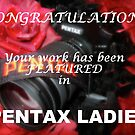 PENTAX FEATURE CHALLENGE BANNER by Karina1