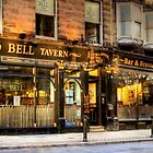 The Old Bell Tavern  by Christine Smith