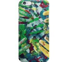The Colors of Friendship iPhone Case/Skin