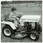 Oldskool Grass Mowing by AnnoNiem Anno1973