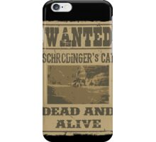 Dead and Alive iPhone Case/Skin