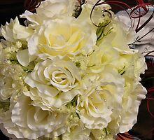 Bridesmaids Bouquet by Paul Bettison