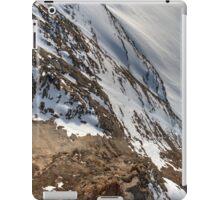 Winter on Kitzsteinhorn 65 iPad Case/Skin