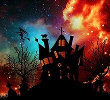 Witch House by Arizonagirl