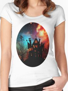 Witch House Women's Fitted Scoop T-Shirt