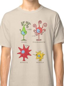Meet your brain cells! - TALL Classic T-Shirt