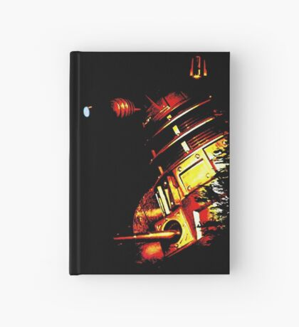 Dalek Journal (Beta Bronze) Hardcover Journal