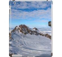 Winter on Kitzsteinhorn 68 iPad Case/Skin