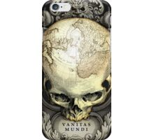 Vanitas Mundi iPhone Case/Skin