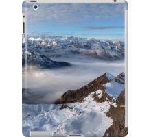 Winter on Kitzsteinhorn 72 iPad Case/Skin