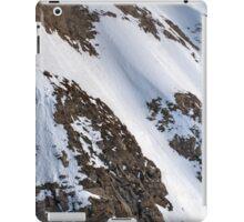 Winter on Kitzsteinhorn 73 iPad Case/Skin