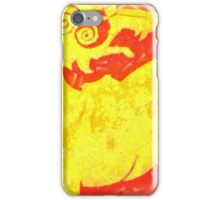Beast of Mythology by Sarah Kirk iPhone Case/Skin