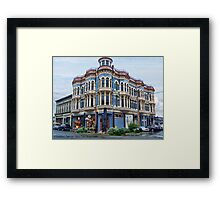 Water Street 4 Framed Print