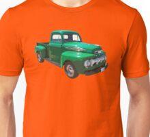 Green 1951 Ford F-1 Pickup Truck  Unisex T-Shirt