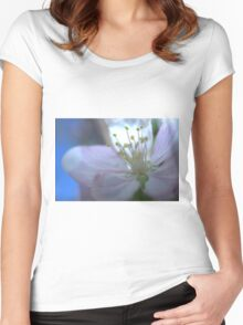 Anther, Filament and Petal...oh my Women's Fitted Scoop T-Shirt