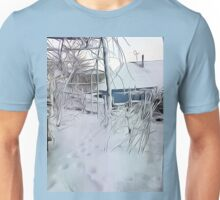 winter morning Unisex T-Shirt