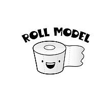 Roll Model Photographic Print