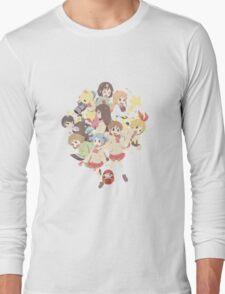 Nichijou Long Sleeve T-Shirt