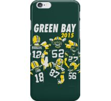 Green Bay Packers - 2015 iPhone Case/Skin