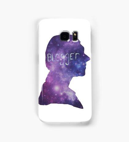 Blogger - John Watson  Samsung Galaxy Case/Skin